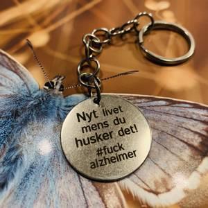 Bilde av KEY WORDS, «#fuck alzheimer»